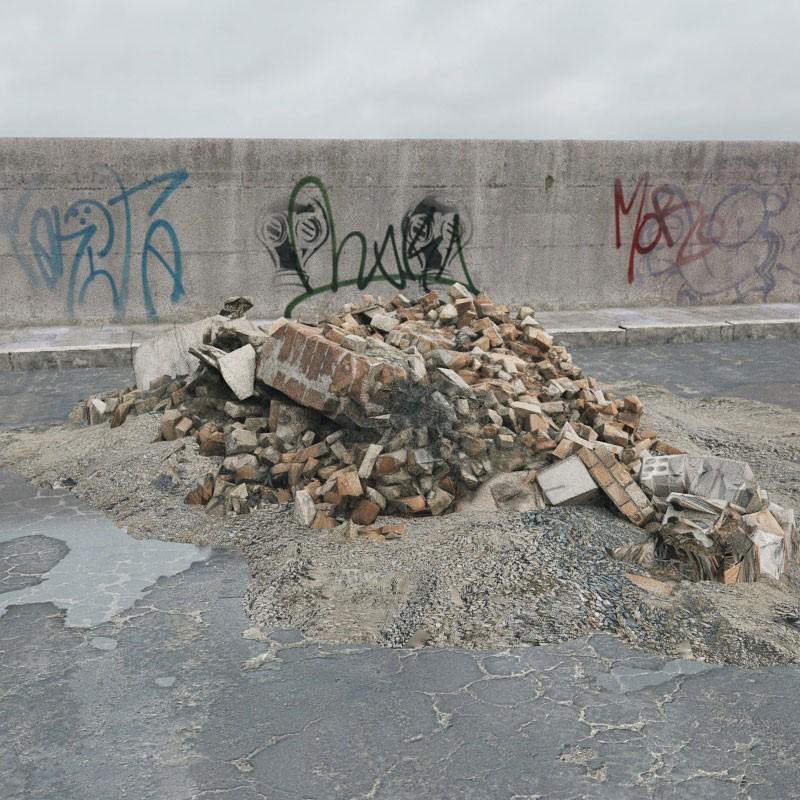 rubble 34 AM165 Archmodels