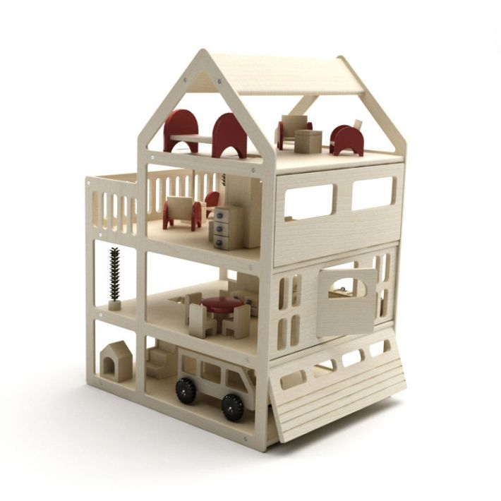 dollhouse 32 AM119 Archmodels