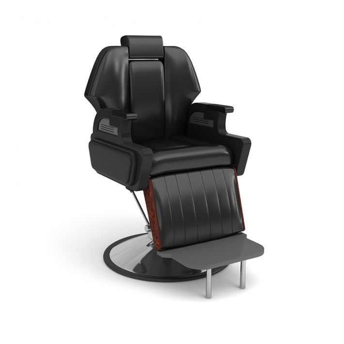 beauty parlour chair 12 AM90 Archmodels