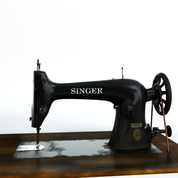 sewing machine 10 am114