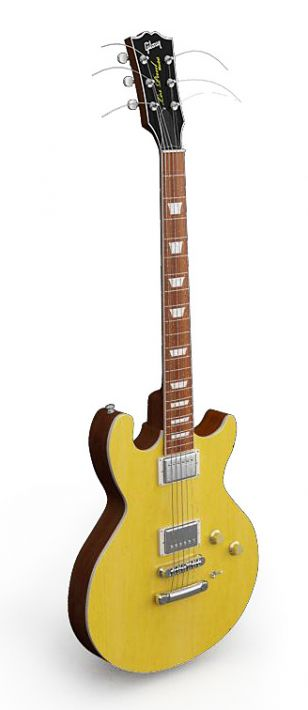 Gibson LesPaul DoubleCutaway 6 AM67 Archmodels