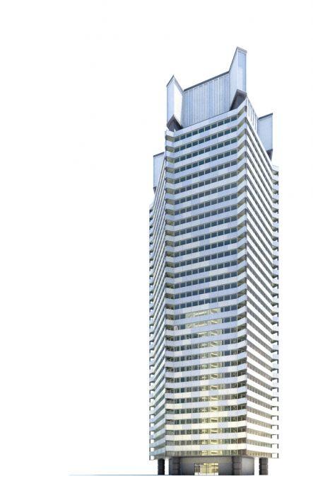 skyscraper 70 AM71 Archmodels