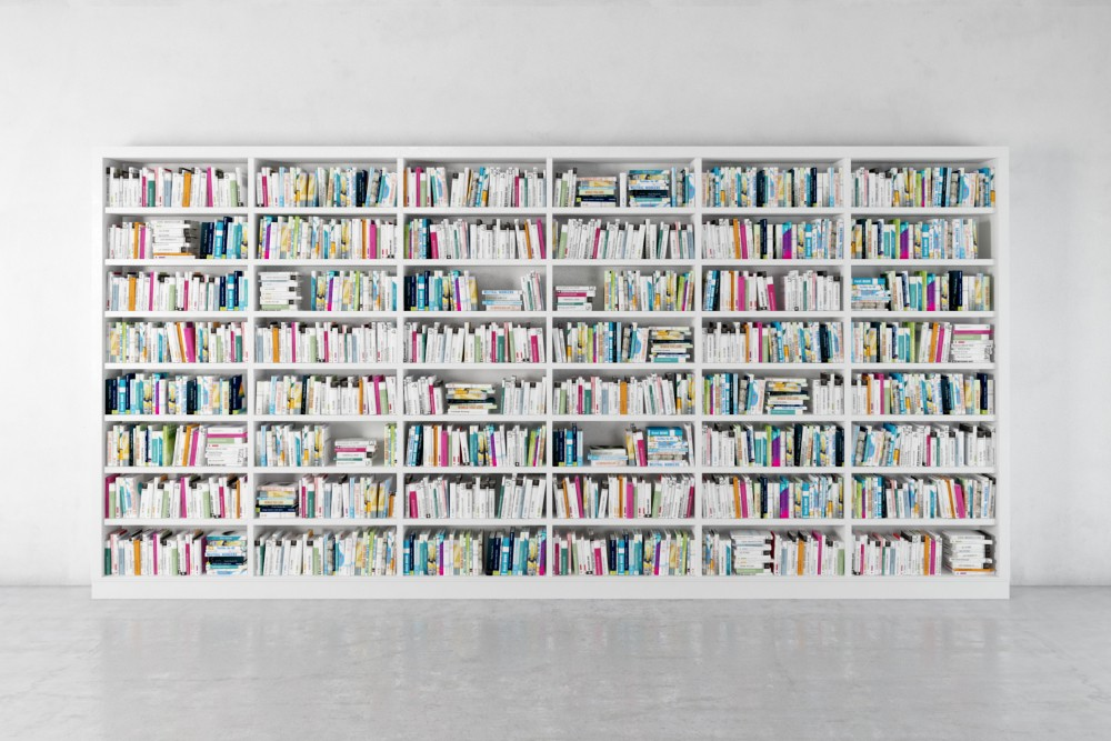 bookshelf 42 AM179 Archmodels