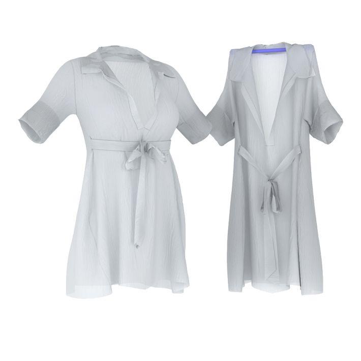 blouse 25 AM102 Archmodels