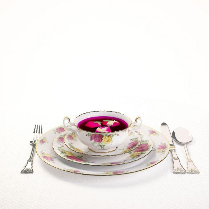 porcelain 24 AM108 Archmodels