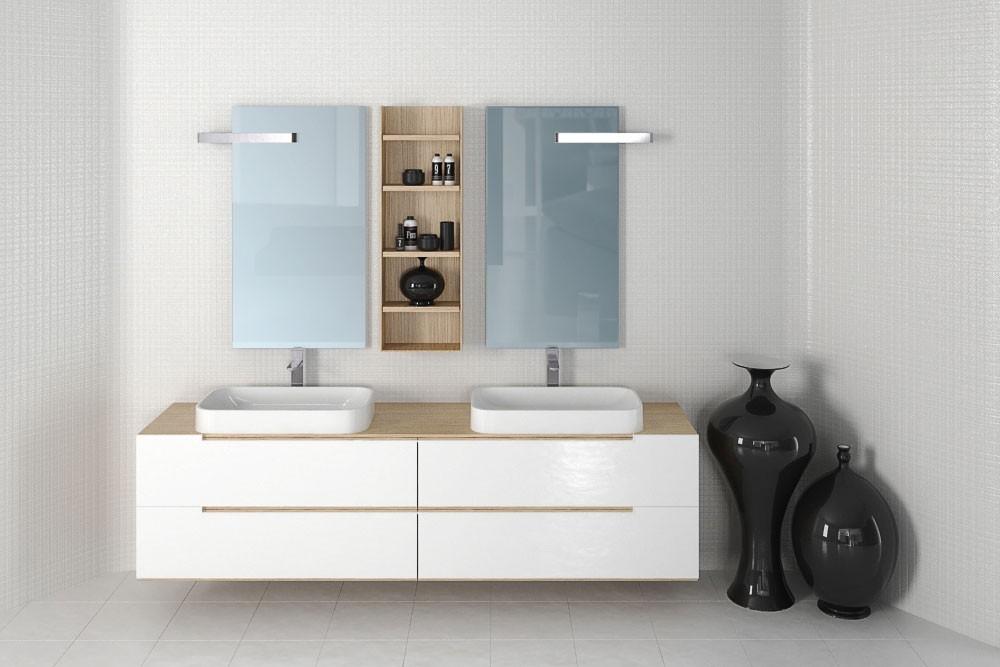 Bathroom furniture 42 AM168 Archmodels