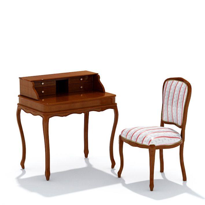 Classic furniture 31 AM33 Archmodels