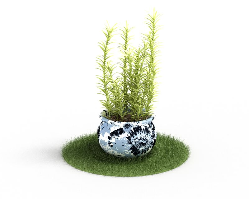 Plant 57 AM4 for Cinema4D Archmodels