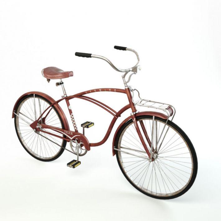 bike 1 AM114 Archmodels