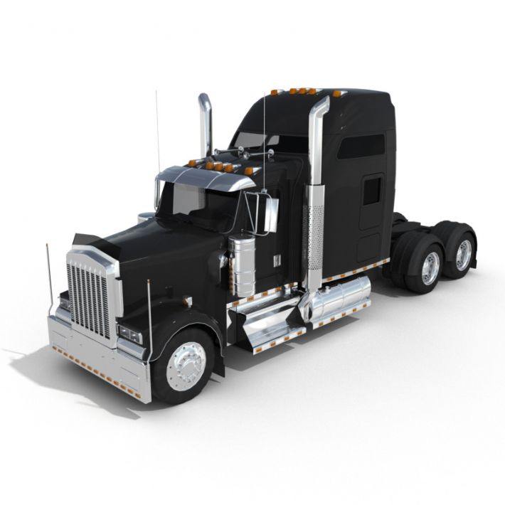 truck 16 AM05C4D