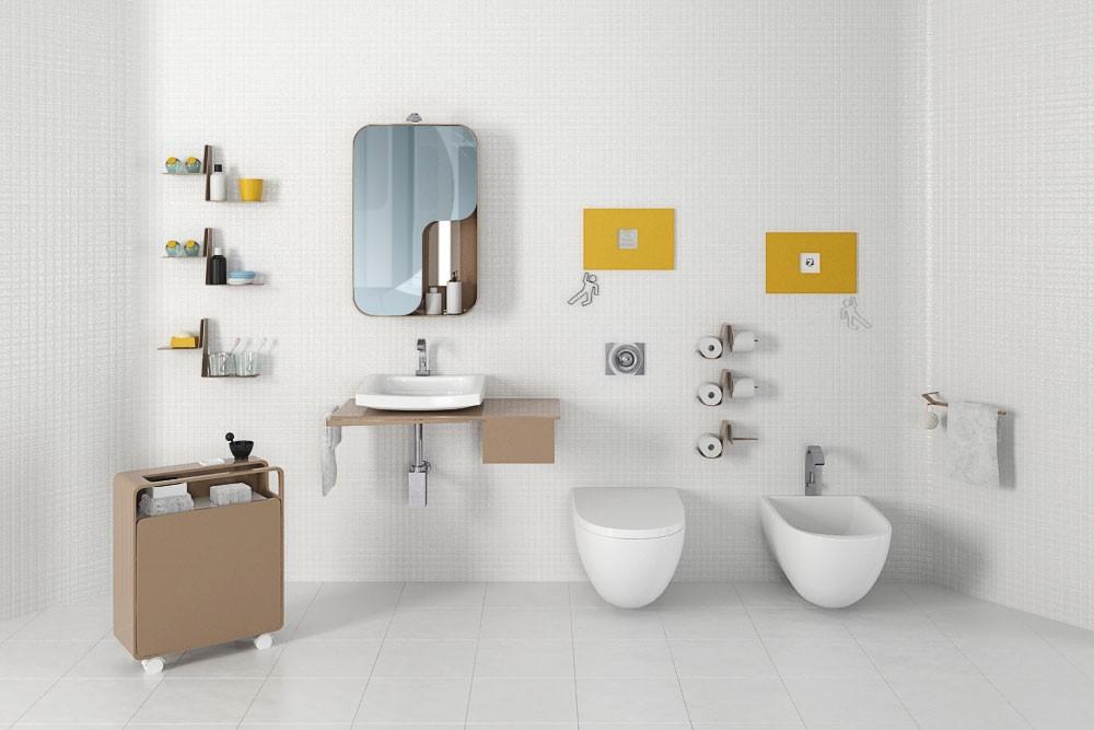 Bathroom furniture 34 am168