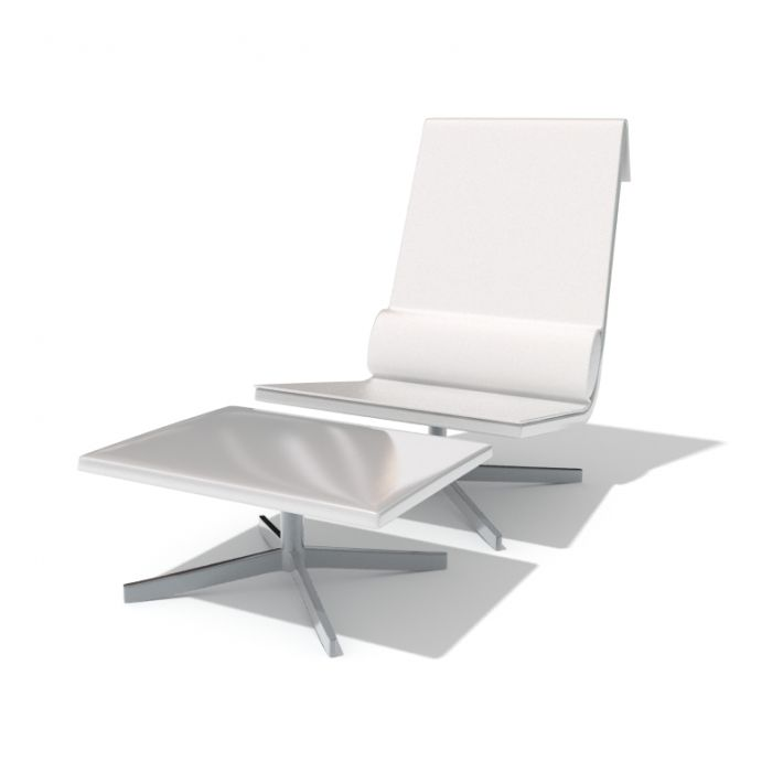 armchair 72 AM45 Archmodels