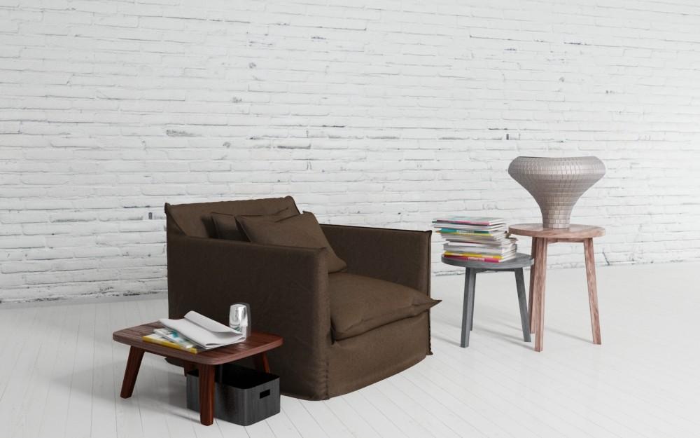 Furniture 12 AM174 Archmodels