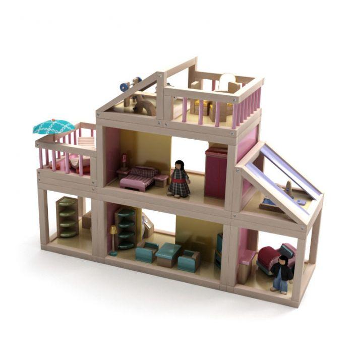 dollhouse 50 AM119 Archmodels