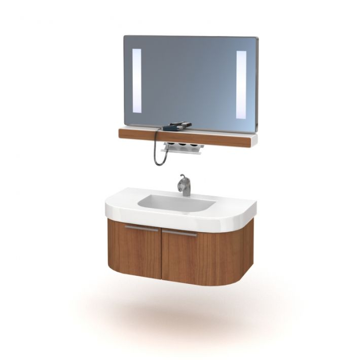 bathroom furniture set 15 AM56