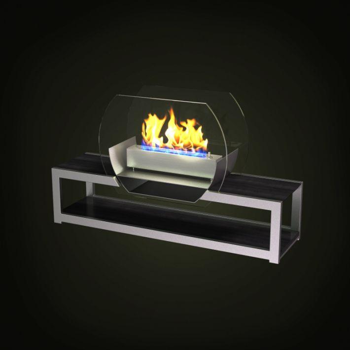 fireplace 9 AM97 Archmodels