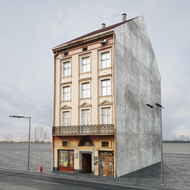 Building 8 AM172 Archmodels