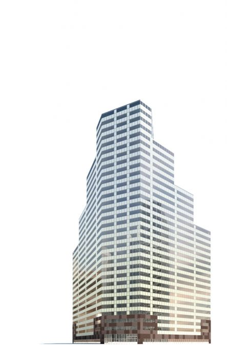 skyscraper 84 AM71 Archmodels