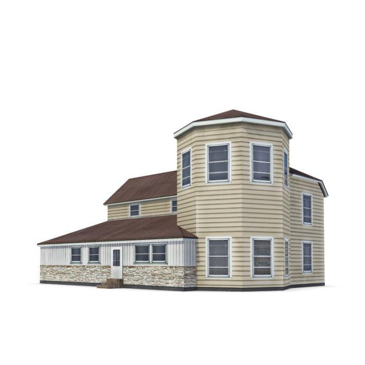 building 10 AM62 Archmodels