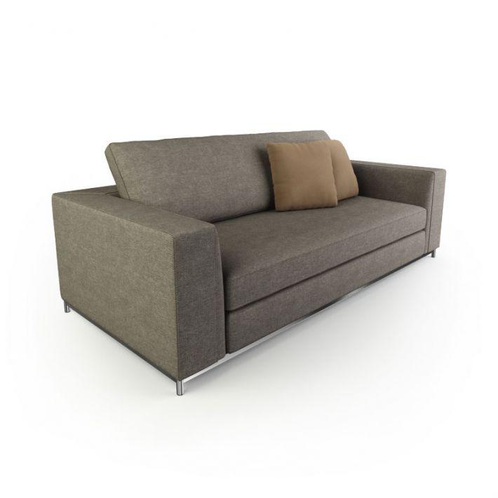 sofa 62 AM125 Archmodels