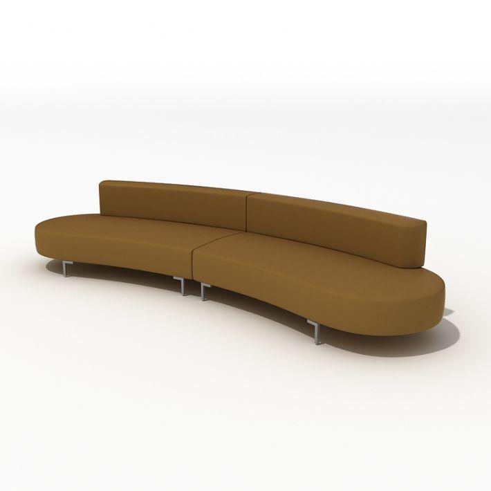 sofa 27 AM45 Archmodels