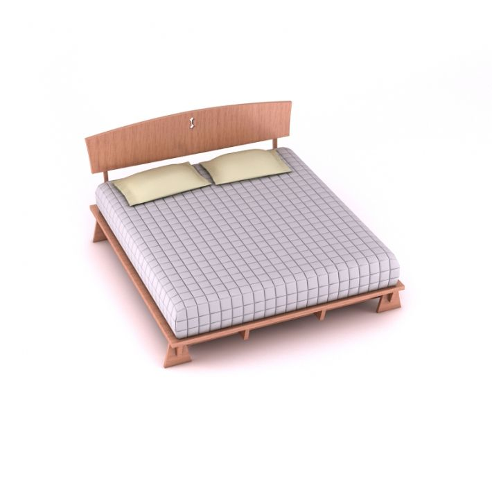 bed 62 AM11 Archmodels