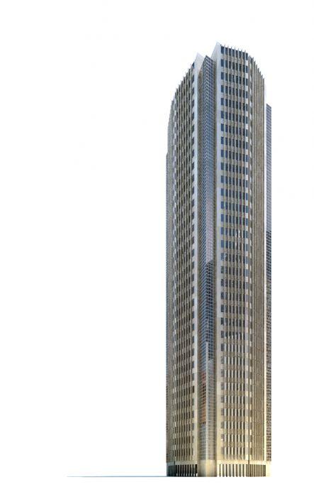 skyscraper 48 AM71 Archmodels