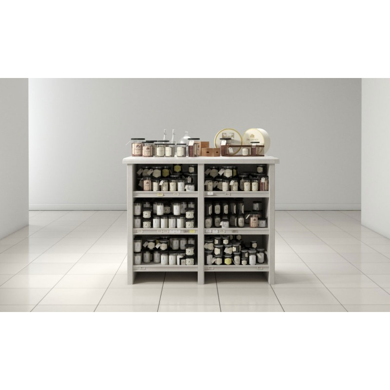 store fixtures 2 AM161 Archmodels