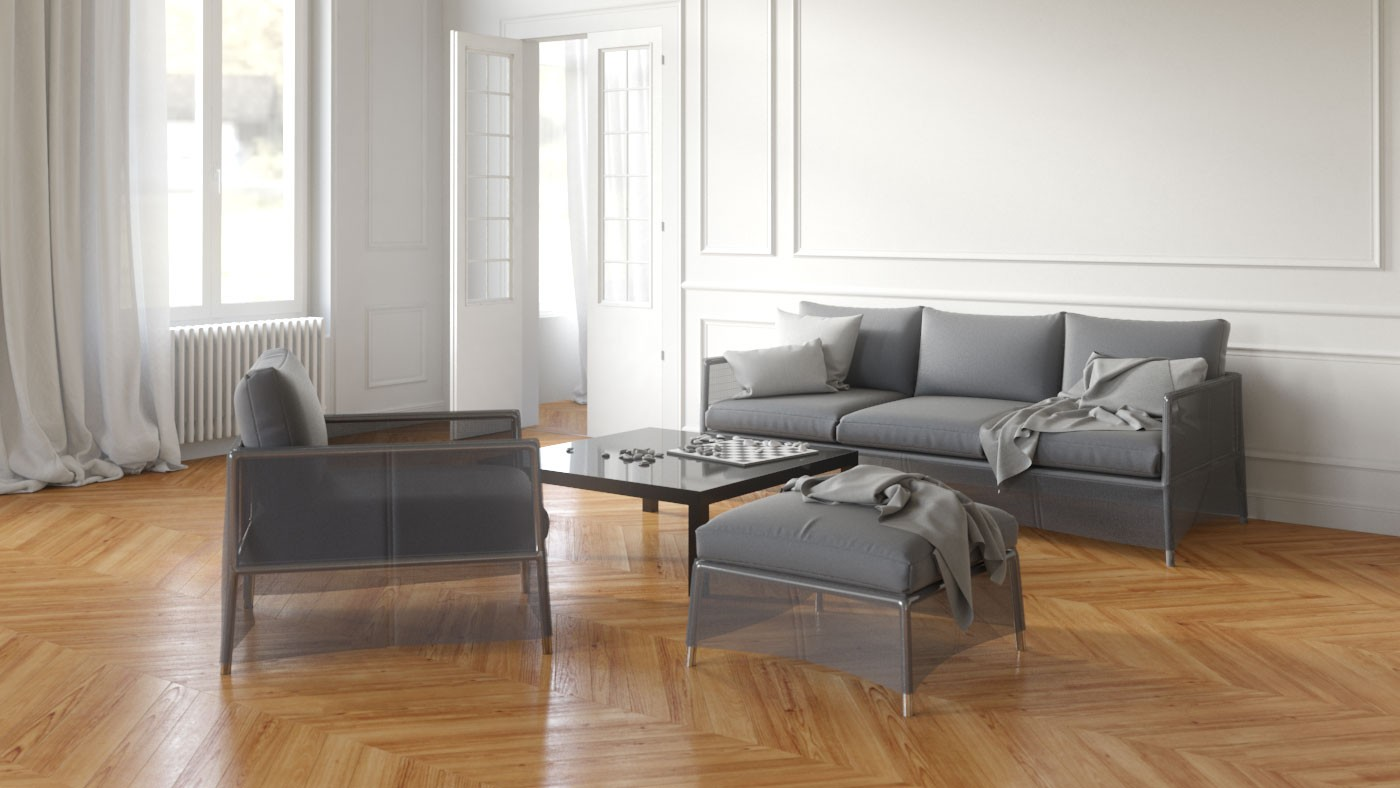 Furniture 12 AM167 Archmodels