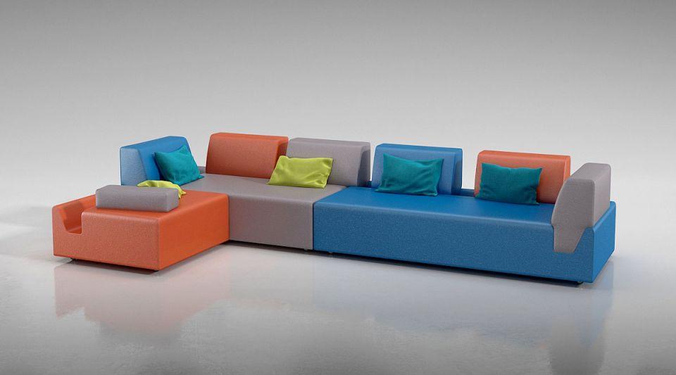 furniture 8 set 2 AM129 Archmodels