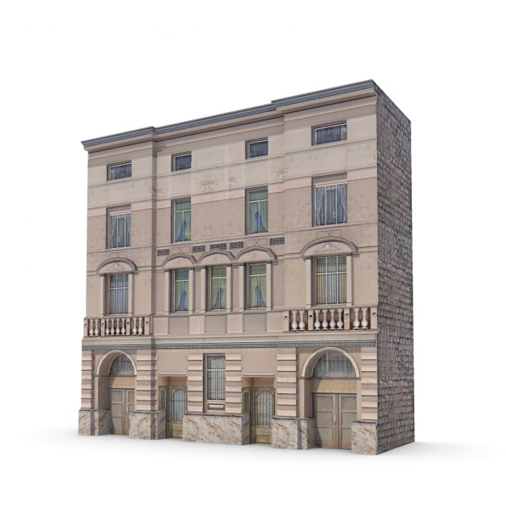 building 36 AM62 Archmodels