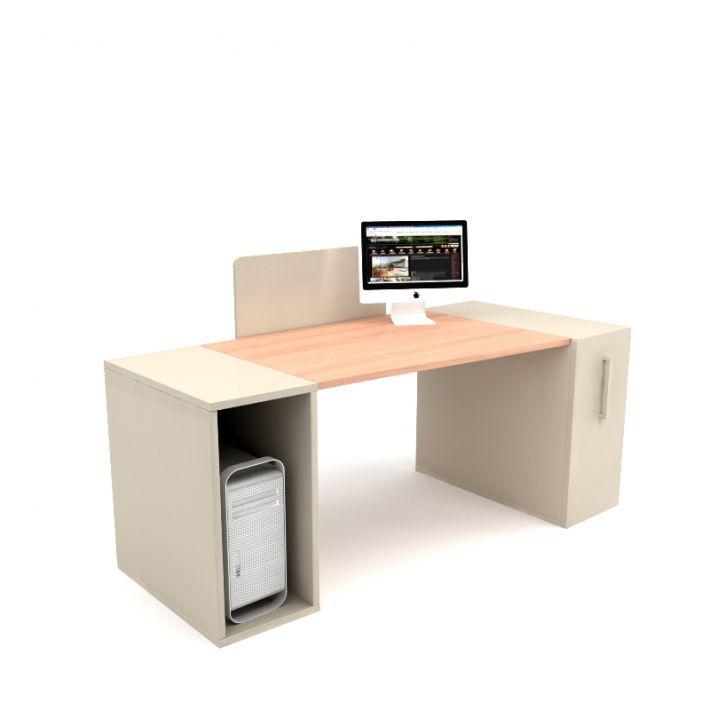 office desk 38 AM89 Archmodels
