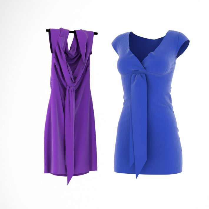 dress 23 AM102 Archmodels