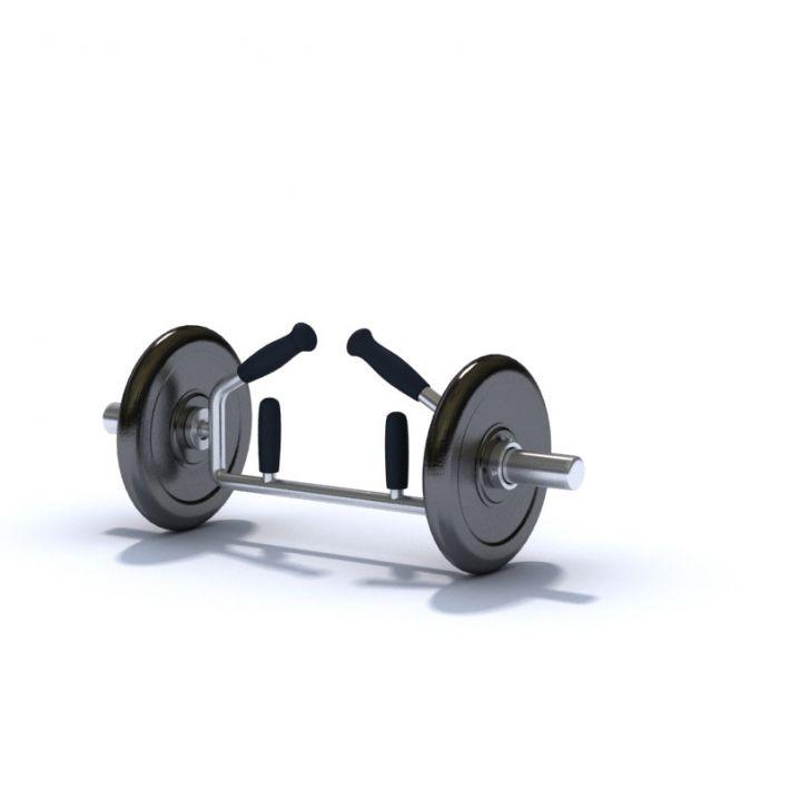 sport equipment 18 AM27 Archmodels