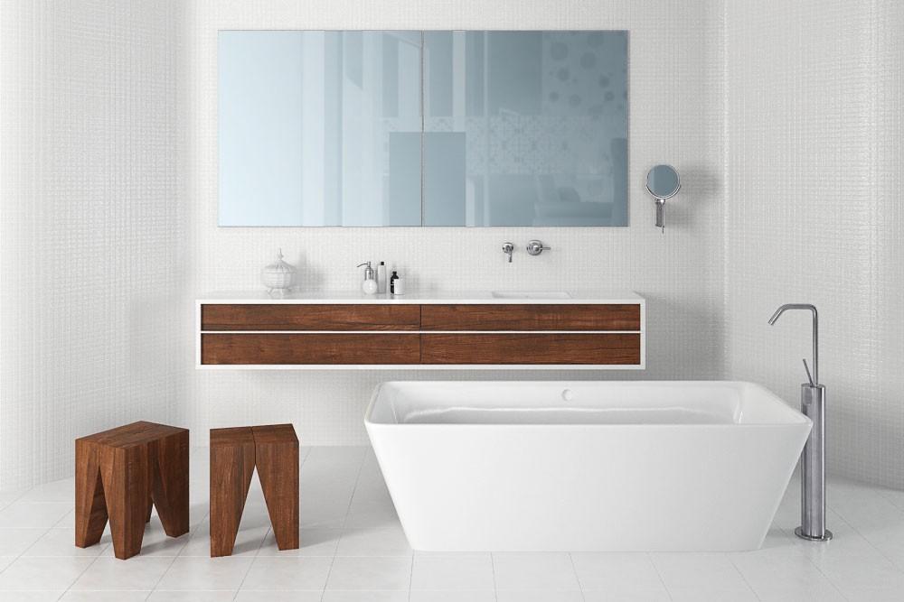 Bathroom furniture 15 AM168 Archmodels