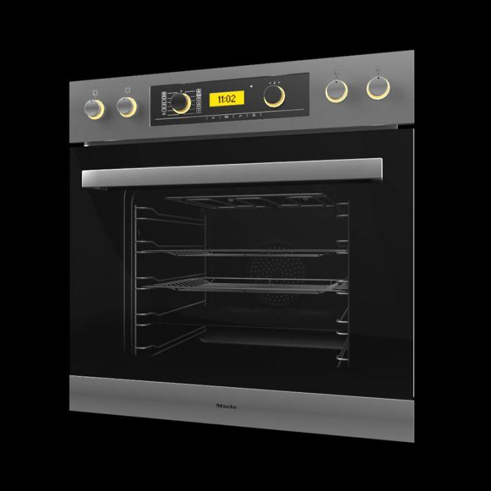 Miele H-5461 kitchen appliance 28 AM68 Archmodels
