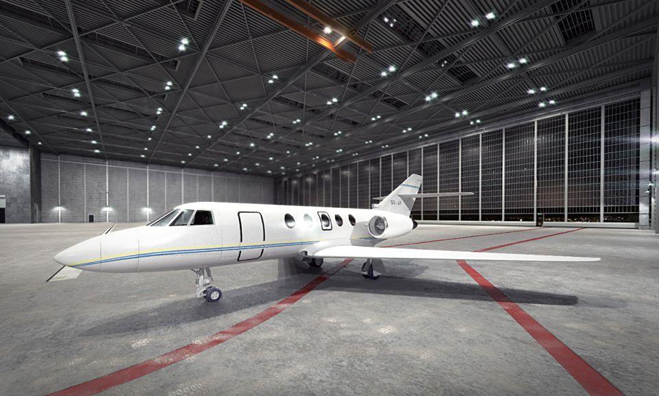 Cessna AM73 Archmodels