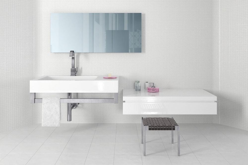Bathroom furniture 47 AM168 Archmodels