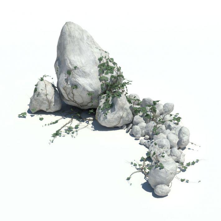rocks 141 AM126 Archmodels