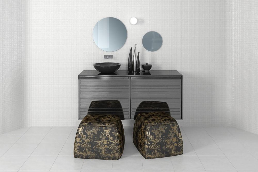 Bathroom furniture 23 AM168 Archmodels