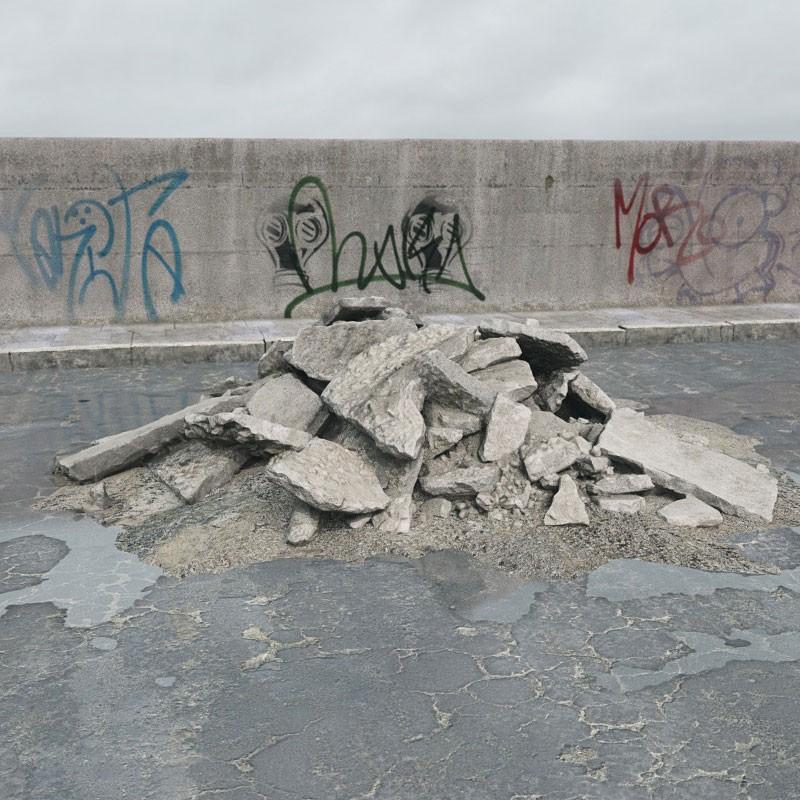 rubble 41 AM165 Archmodels