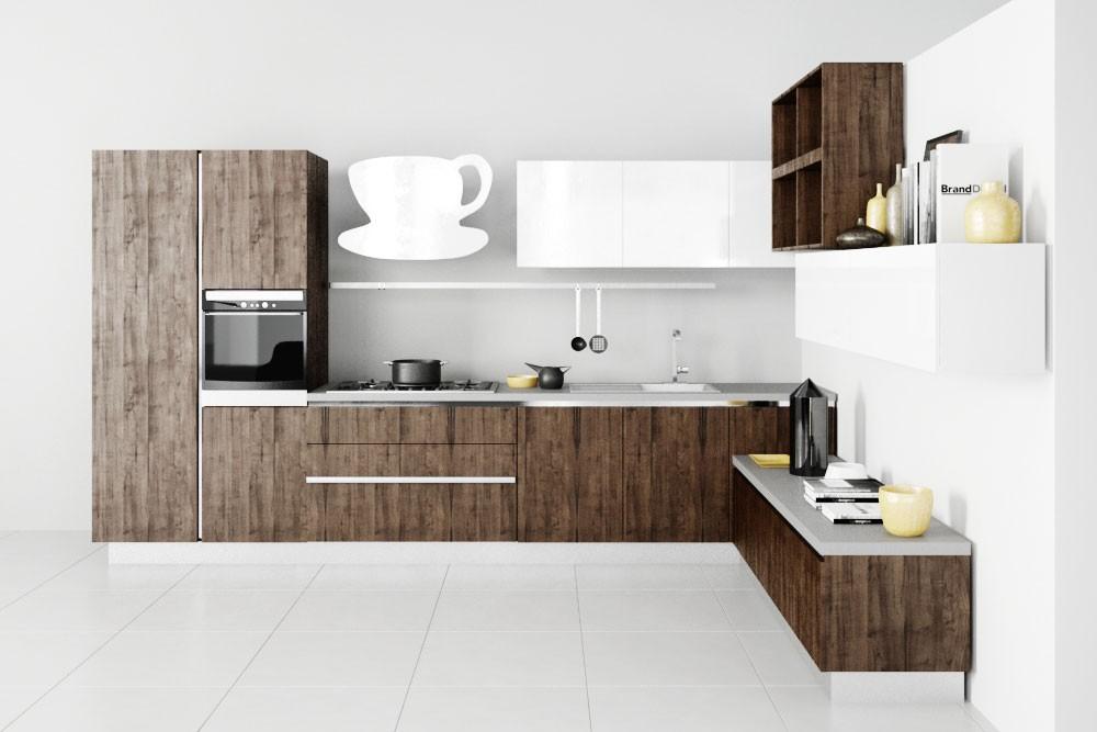 Kitchen 30 AM166 Archmodels - max, c4d, obj, fbx 3D model - Evermotion