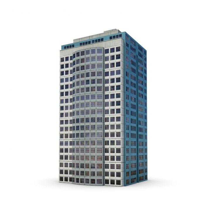 building 46 AM62 Archmodels