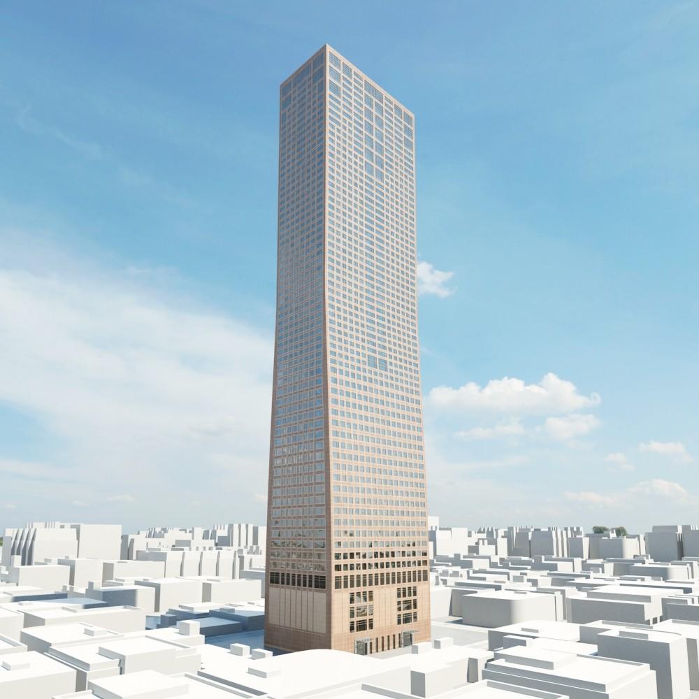 36 skyscraper