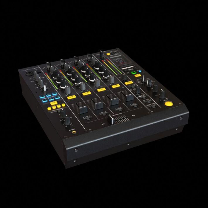 dj system 59 AM104 Archmodels