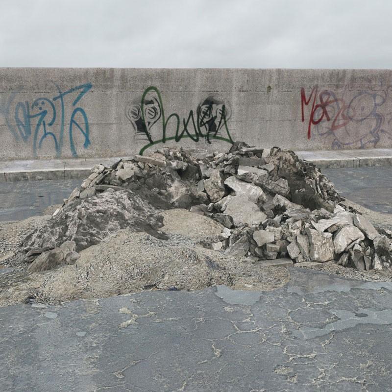 rubble 22 AM165 Archmodels