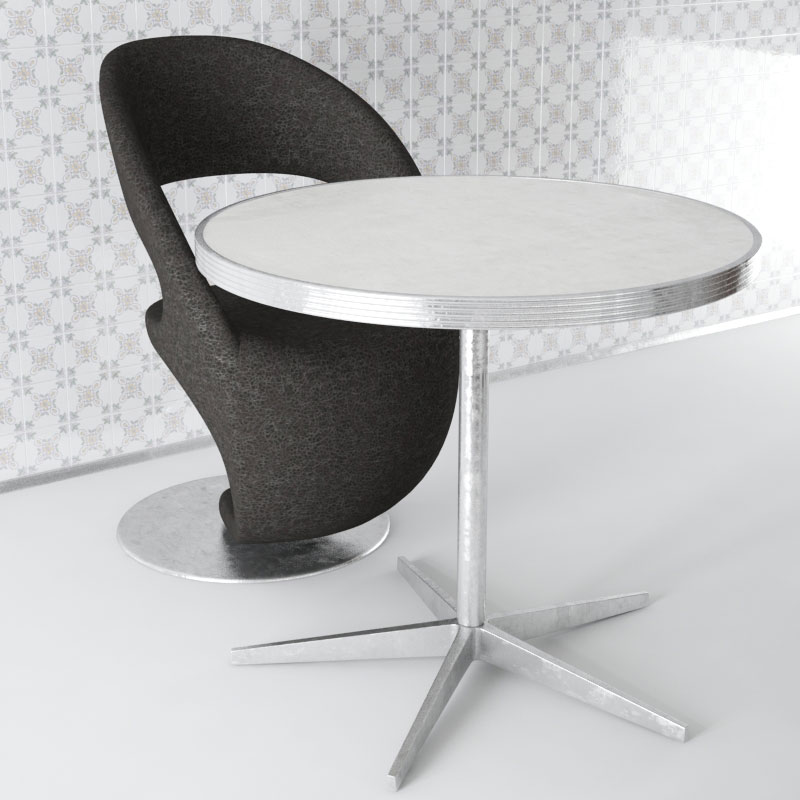 furniture 37 AM143 Archmodels