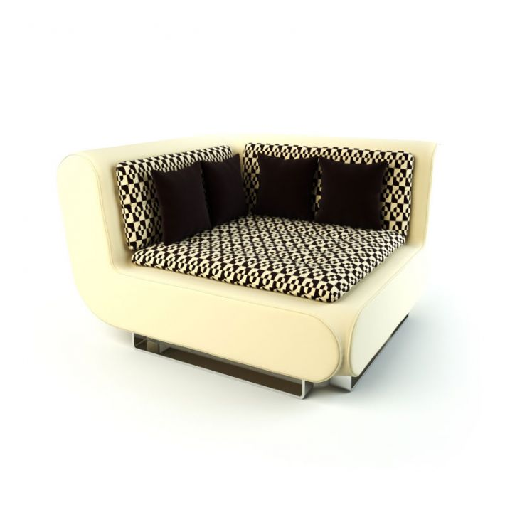 sofa 87 AM112 Archmodels