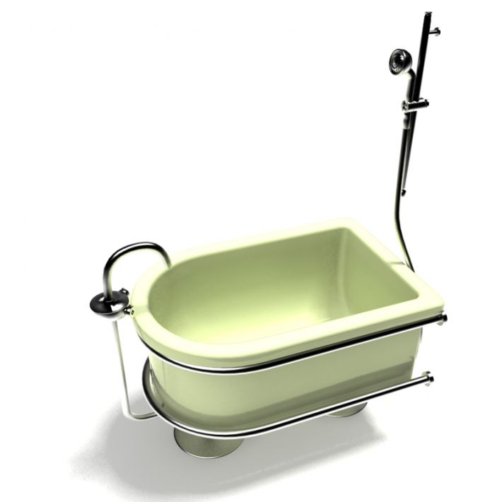 bathtub 11 AM15 Archmodels