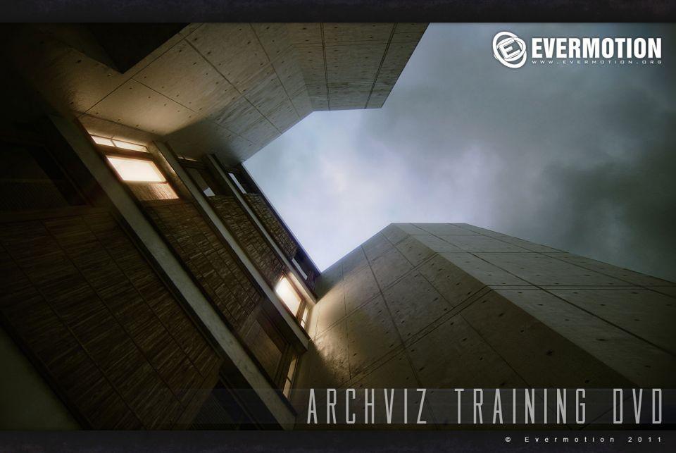 The Archviz Training DVD